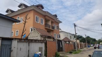 Brand New 4 Bedroom Terrace Duplex with a Room Bq, Off Coker Road, Ilupeju Estate, Ilupeju, Lagos, Terraced Duplex for Rent