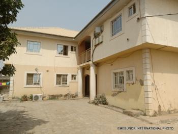 Big Space 2 Bedroom Ground Floor Flat, Pipeline, Kubwa, Abuja, Flat for Rent