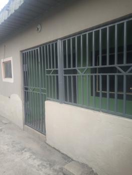 Spacious Mini Flat, Off Miyaki Road, Oworo, Oworonshoki, Kosofe, Lagos, Mini Flat for Rent