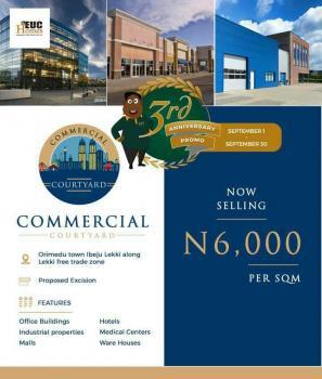 Land, Orimedu, Ibeju Lekki, Lagos, Commercial Land for Sale
