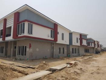 4 Bedroom Terrace Duplex with C of O (97% Completed) on Distressed Sale!, Ikota Villa Estate, Lekki, Lagos, Semi-detached Duplex for Sale