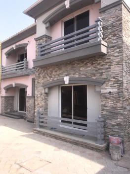 4 Bedroom Duplex with 2 Sitting Rooms and Indoor Bq, Kings Park Estate, Opposite Games Village, Garki, Abuja, Detached Duplex for Rent