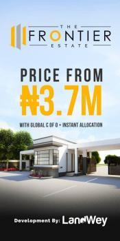 Frontier Estate (buy and Build Land) @ Lekki, Near Lakowe, Lekki Expressway, Lekki, Lagos, Land for Sale