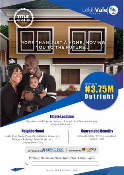 Lekki Vale Estate, Bogije, Ibeju Lekki, Lagos, Land for Sale