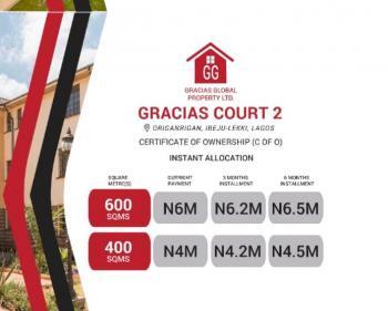 Gracias  Court 2, By Dangote Refinery, Okunraiye, Ibeju Lekki, Lagos, Residential Land for Sale