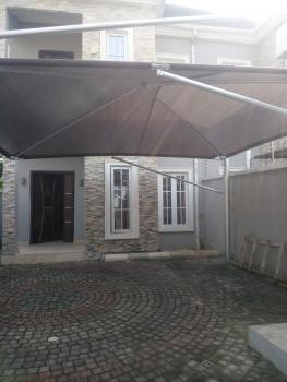 Fully Furnished 4 Bedroom, Behinde Zenith Bank, Osapa, Lekki, Lagos, Semi-detached Duplex for Sale