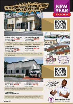 Royal Haven Garden, Mowe Ofada, Ogun, Block of Flats for Sale