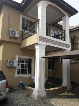 Tastefully Furnished Semi Detached 5 Bedroom Duplex with Boys Quarter, Gym Room and Security Post., Thomas Estate, Ajah, Lagos, Semi-detached Duplex for Sale