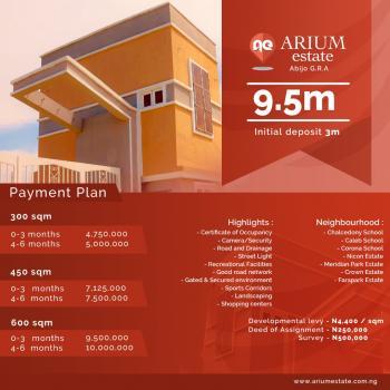 Aurium Estate, Ajah, Lagos, Land for Sale