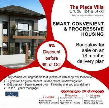 4 Bedroom Bungalow, Orudu,lekki, Ibeju Lekki, Lagos, Detached Bungalow for Sale