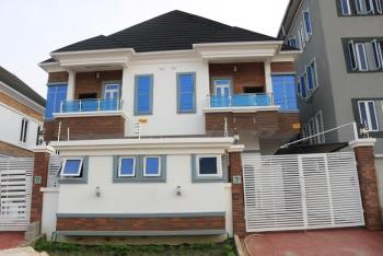 Brand New and Well Finished 4 Bedroom Semi-detached Duplex with Boys Quarter, Oral Estate, Lekki, Lagos, Semi-detached Duplex for Rent