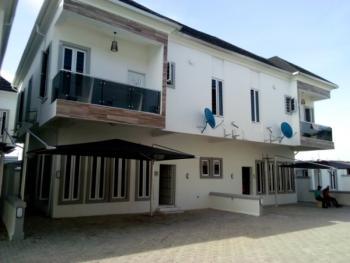 4 Bedroom Semi Detached with 24-hr Electricity Supply, Chevron Environs, Lekki Phase 2, Lekki, Lagos, Semi-detached Duplex for Sale