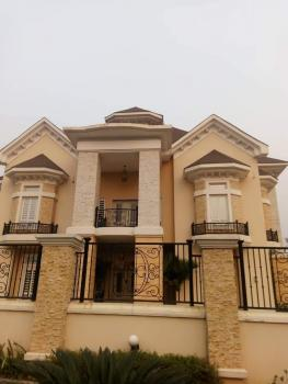 a Beautifully Finished Furnished 5bedroom Mansion, Maitama District, Abuja, Detached Duplex for Rent
