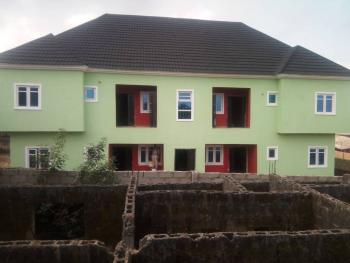 Newly Built Executive Block of 4 Numbers of 3 Bedroom Flat on Full Plot of Land, Ait Estate, Alagbado, Ipaja, Lagos, Block of Flats for Sale