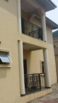 a Fantastically Built Modern and Sophisticated Solid Spacious Newly Renovated 2 Numbers 3 Bedrooms  Flats Ensuite with Visitors  E, at Barrister Theodore Okonkwo Street, Off Richfield Day School, Ajao Estate, Isolo, Lagos, Flat for Rent