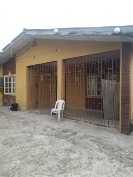 a Bungalow with 10 Rooms in a Good Location, Off Oshogun Street, Alapere, Ketu, Lagos, Detached Bungalow for Sale