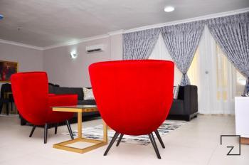 Furnished 3 Bedrooms for Enjoyment with Gym, Lekki Phase 1, Lekki, Lagos, Flat Short Let