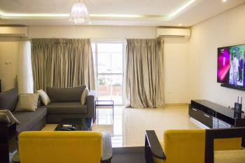 Luxury Three Bedroom Fully Serviced Apartment, Adeniyi Coker Street, Victoria Island Extension, Victoria Island (vi), Lagos, Flat Short Let