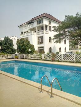 Luxury 3 Bedroom Serviced Flat with Waterfront View, Lekki Phase 1, Lekki, Lagos, Flat for Rent