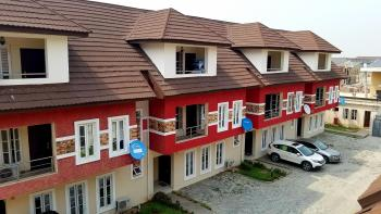 Luxury 4 Bedroom Terrace Duplex with Topnotch Facilities, Ikate Elegushi, Lekki, Lagos, Terraced Duplex for Rent