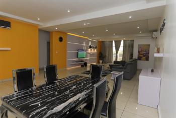 Waterfront Luxury 3 Bedroom Apartment, 84, Ozumba Mbadiwe Road, Victoria Island Extension, Victoria Island (vi), Lagos, Flat Short Let