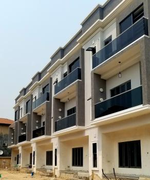 Exquisitely Built 4 Bedroom Duplex with State of The Art Finishing, Ikate Elegushi, Lekki, Lagos, Semi-detached Duplex for Sale
