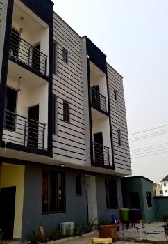 Beautiful 4 Bedroom Duplex with State of The Art Finishing, Ikate Elegushi, Lekki, Lagos, Terraced Duplex for Rent