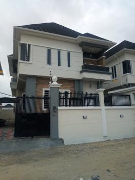 Spacious and Newly Built 4 Bedroom Fully Detached Duplex with a Room Bq, Thomas Estate, Ajah, Lagos, Detached Duplex for Sale