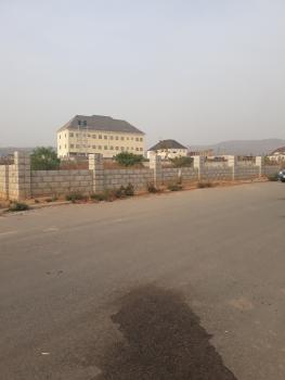 Superbly Located & Prime Residential Landuse ( Fully Fenced), Gilmore Infrastructure Area, Opposite Katampe Extension, Jahi, Abuja, Residential Land for Sale