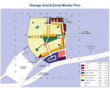Waterfront Plot Measuring 1,200sqms in Orange Island, Lekki Phase 1, Lekki, Lagos, Residential Land for Sale