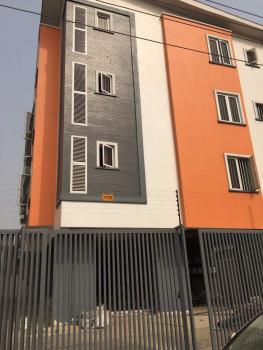 Serviced Three Bedroom Flat + 1 Room Bq, Akoka, Yaba, Lagos, Flat for Rent