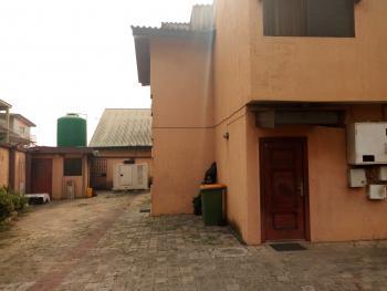 3 Bedroom Fully Detach Duplex, Ayo Babalola Close, Off College, Ogba, Ikeja, Lagos, Detached Duplex for Rent