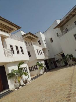 5 Bedroom Terraced Duplex with a Study and a Room Bq, Near Living Faith Church, Jahi, Abuja, Terraced Duplex for Sale