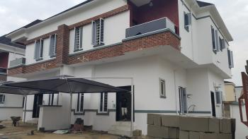 Brand New Serviced 4-bedroom Semi-detached House with 24 Hours Power, Osapa, Lekki, Lagos, Semi-detached Duplex for Sale
