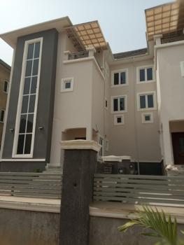 5 Bedroom Terrace Duplex             ( C  of  O), Kingspark Estate, Galadimawa Rounabout, Off Jabi Airport Road, Galadimawa, Abuja, Terraced Duplex for Sale
