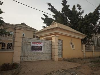 Twin Duplex with Ample Space and 4 Bqs, Natasha Akpoti Street, Off Next Cash & Carry, Sun Court Suits Before Blue Hills, Kado, Abuja, Semi-detached Duplex for Sale