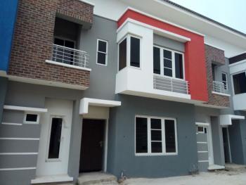 4 Bedroom Terrace Duplex, Sandworth Estate, Abraham Adesanya Estate, Ajah, Lagos, Terraced Duplex for Sale