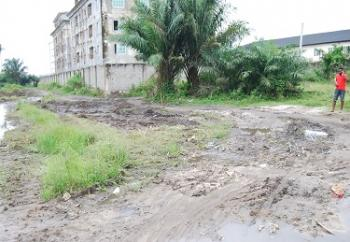 Buy and Build Land in Surulere Behind Stadium, Behind Stadium, Alaka, Surulere, Lagos, Residential Land for Sale