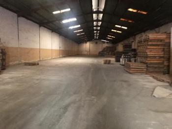 14,600 Square Feet Warehouse, Oshodi Apapa Express Way, Apapa, Lagos, Warehouse for Rent