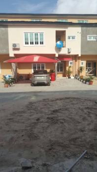 Well Built 4 Bedroom Terrace Duplex, Lbs, Lekki Gardens Estate, Ajah, Lagos, Semi-detached Duplex for Sale
