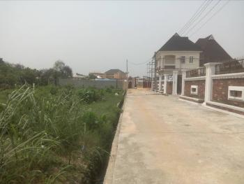 Well Located Plots of Residential Land Measuring 2,700 Sqm, Unity Estate, Eliozu, Port Harcourt, Rivers, Residential Land for Sale