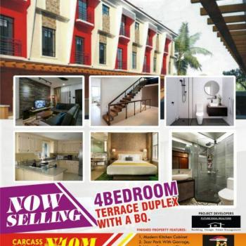 4 Bedroom Terrace Duplex in Surulere, ., Bode Thomas, Surulere, Lagos, Terraced Duplex for Sale