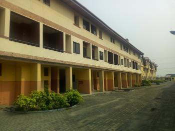 Luxury 4 Bedroom Terrace with a Bq, Providence Way, Lekki, Lagos, Terraced Duplex for Sale