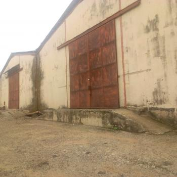 Warehouse, Ajao Industrial Estate, Off Marital Mohammed Airport, Ajao Estate, Isolo, Lagos, Warehouse for Sale