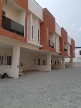 Luxury Brand New 4 Bedroom Terrace Duplex, Lafiaji, Lekki, Lagos, Terraced Duplex for Rent