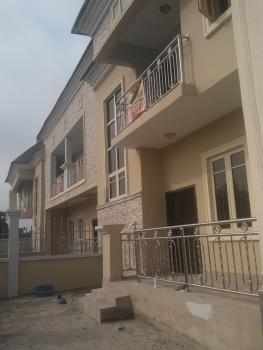 Extreme Hd Finished Luxury 4 Bedroom Terrace Duplex, Kingdom Hall Road, Elemoro, Bogije, Ibeju Lekki, Lagos, Semi-detached Duplex for Rent