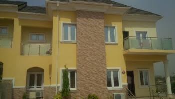 Top Notch 4 Bedroom House with Bq, Kado, Abuja, Semi-detached Duplex for Rent