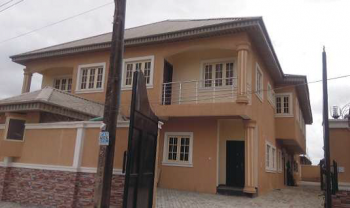 4 Bedroom Terrace Plus Bq Code Lkk, Alaguntan Resettlement Layout, Off Mobil Road, Ilaje, Ajah, Lagos, Terraced Duplex for Sale