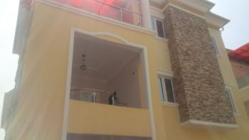Top Notch 6 Bedroom House with Bq, Kado, Abuja, Detached Duplex for Rent