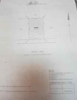 a 2400sqm of Residential Land, Adjacent Wuse Zone 7, Wuye, Abuja, Residential Land for Sale
